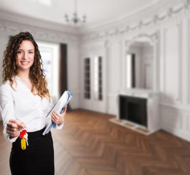 La réalisation de la vente définitive d'un bien immobilier