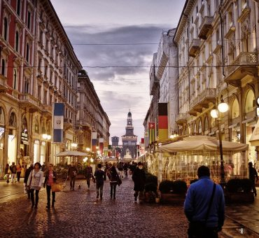 Milan et Rome : le marché de l'immobilier de luxe ne connaît pas la crise